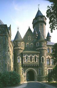 Braunfels Castle ~ Hesse, Germany