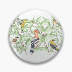 Buy Birds, Order Prints, My Arts, Watercolor, Handmade, Design, Pen And Wash, Watercolor Painting, Hand Made