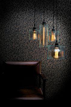 The Light Yard Alchemist Collection Incandescent Cluster Lighting Design
