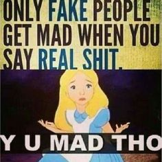 Why you mad when I call you out on your bullshit and then tell all them fake ass lies to your people.... Your true colors will shine and that shit you did to us will come back to you I promise it's called karma she still thinking about you