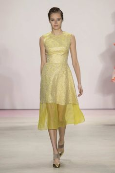 SPRING 2016 RTW LELA ROSE COLLECTION