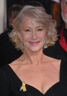 Helen Mirren's not afraid to show off a pretty decolletage with a low-cut dress. Does this mean you should let it all hang out? Absolutely not. But a little cleavage never hurt any woman's sex appeal.