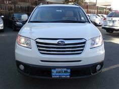 2014 Subaru Tribeca 3.6RLimited AWD 3.6R Limited 4dr SUV SUV 4 Doors Satin White Pearl for sale in Oakland, CA Source: http://www.usedcarsgroup.com/used-subaru-tribeca-for-sale