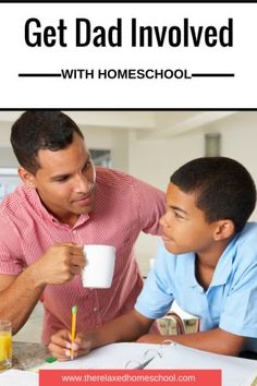 Here are some really great ideas on how Dad can get involved with homeschooling. Fathers can play an important role in their children's education, plus it is also great for bonding time!