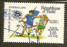Haití de Scott Copa del Mundo 777 Usado