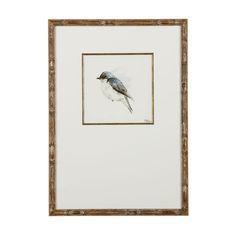 Watercolor Bird IV ,  , large