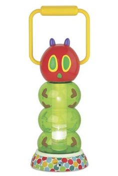 This The Very Hungry Caterpillar Lantern by The World of Eric Carle is perfect! Kids Lantern, Love Is Gone, Very Hungry Caterpillar, Eric Carle, Outdoor Toys, Imaginative Play, Science And Nature, Educational Toys, Playroom