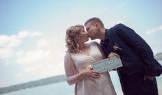 Hochzeitsportraits am See