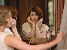 How did Eddie Redmayne, the star of The Danish Girl, prepare for his role? By becoming a transgender ally.