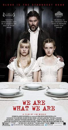 Directed by Jim Mickle. With Bill Sage, Ambyr Childers, Julia Garner, Wyatt Russell. The Parkers, a reclusive family who follow ancient customs, find their secret existence threatened as a torrential downpour moves into their area, forcing daughters Iris and Rose to assume responsibilities beyond those of a typical family.