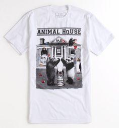Riot Society Panda Animal House Tee