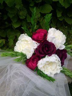 """Découvrez notre collection de bouquets """"déco"""" et """"mariage"""" Exprimez vos sentiments de façon délicate avec les fleurs... Un bouquet pour la vie ! En savoir plus sur http://www.artifleurs-fleurs-artificielles.com/boutique/fleurs-artificielles/bouquets-1/#5XPeY3y7m3fJQxdU.99"""