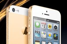 24K gold iPhone