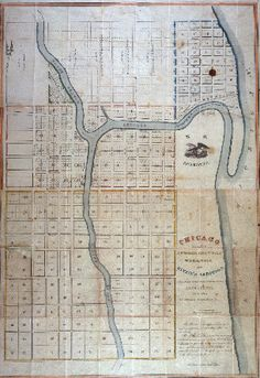 ChicagoInMaps.com is simply a website to gather together links to various historic maps of Chicago! #ChicagoGenSoc