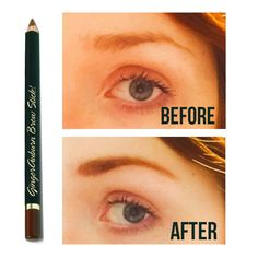 GingerAuburn Eye Brow Pencil by Just For Redheads
