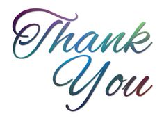 Image result for thank you note no background