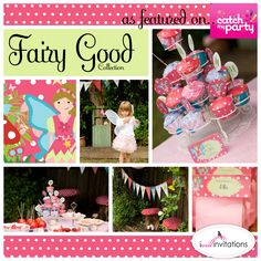 fairy party ideas