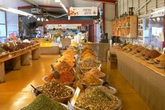 The Spicy Way Herb & Spice Farm in Beit Lechem HaGlilit in Northern Israel is a family farm that has been growing herbs and spices for over 50 years.