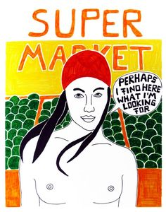 Holzschnitt auf mangomoon.de Pop Art Girl, Schmuck Design, Lost & Found, Illustration, Movie Posters, Pictures, Woodblock Print, Film Poster, Illustrations