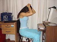 ERGO GYM: Gimnasia en la oficina - Diana Bustamante  http://diana-bustamante.com.ar/notas/id/ergogym