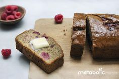 Looks like our Blueberry Greek Yogurt loaf has got some competition... Who's ready for the Raspberry version?