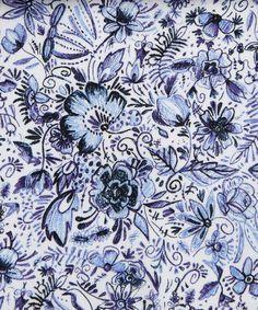 Liberty Art Fabrics Bamboo Garden Tana Lawn Cotton | Fabric | Liberty.co.uk