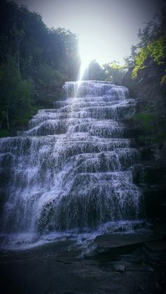 FTanT.com Loves and Takes Wine Tours to the Hector falls on Seneca Lake in Upstate NY