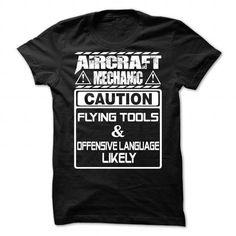 AIRCRAFT MECHANIC T-SHIRTS, HOODIES, SWEATSHIRT (22.99$ ==► Shopping Now)