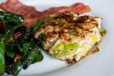 aip paleo pork and leek burgers by joeybinx77, via Flickr