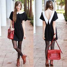 red # black # white