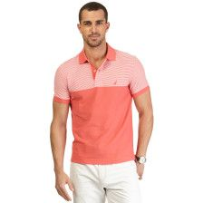 Slim Fit Color Block Performance Deck Polo Shirt                                                                                                                                                                                 More