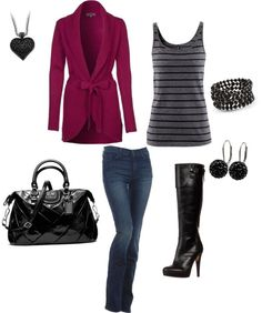 """Untitled #28"" by amanda-stogner on Polyvore"