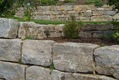 255,40€/t Gartenmauer Trockenmauer Quadersteine Naturstein | eBay