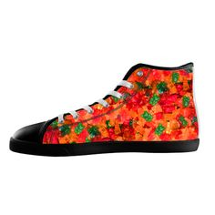 Gummy Bear Shoes - Available Here: http://www.customdropshipping.com