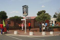 #Mandela House