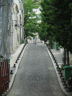 Rue de la Butte aux Cailles, Paris XIII