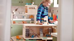 The Land of Nod Toy Shop - off to NYC this weekend to visit this Pop Up shop.