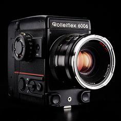 Rollei 6006 Austin Calhoon Photograph