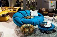افخم غرف نوم مودرن 2019 - لوكشين ديزين . نت Modern Furniture Stores, Unique Furniture, Cute Room Decor, Ceiling Design, Home Decor Accessories, Bean Bag Chair, Blue Sofas, Bags Sewing, House Design