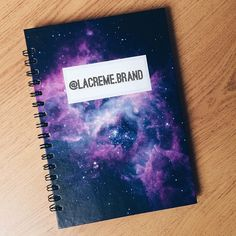 Galactic notebook