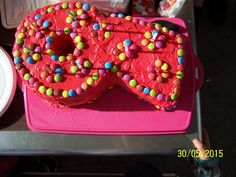 Elephant head cake Childrens Birthday cakes Pinterest