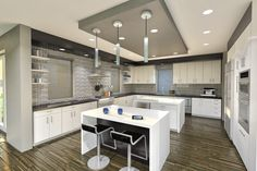 Contemporary Custom Home by Design Styles Architecture