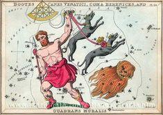 Constelações e Estrelas na ASTROLOGIA: Leão, Virgem, Libra, Escorpião e Sagitário - CONSTELAÇÕES E ESTRELAS