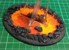 lava effect bases tutorial 8