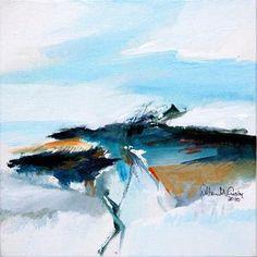 William Crosby, Landscape Gesture No. 10