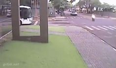 Why you should never skip for a bus.