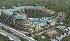 Crystal Sunset Resort & Spa , Side, Turkije . Jippie. hier gaan wij op vakantie!!