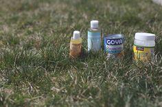 Coconut milk shampoo ingredients