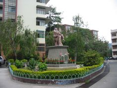 Saint Louis University Baguio Philippines | Saint Louis University Baguio City Philippines Baguio Philippines, Philippines Culture, Saint Louis University, Baguio City, Filipiniana, Header Image, St Louis, Schools, Landscaping
