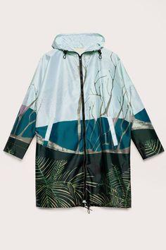 b461ae6137 Gorman - Sunshine Through raincoat - Dana Kinter - AW17 Aw17, Rainy Days,  Rain